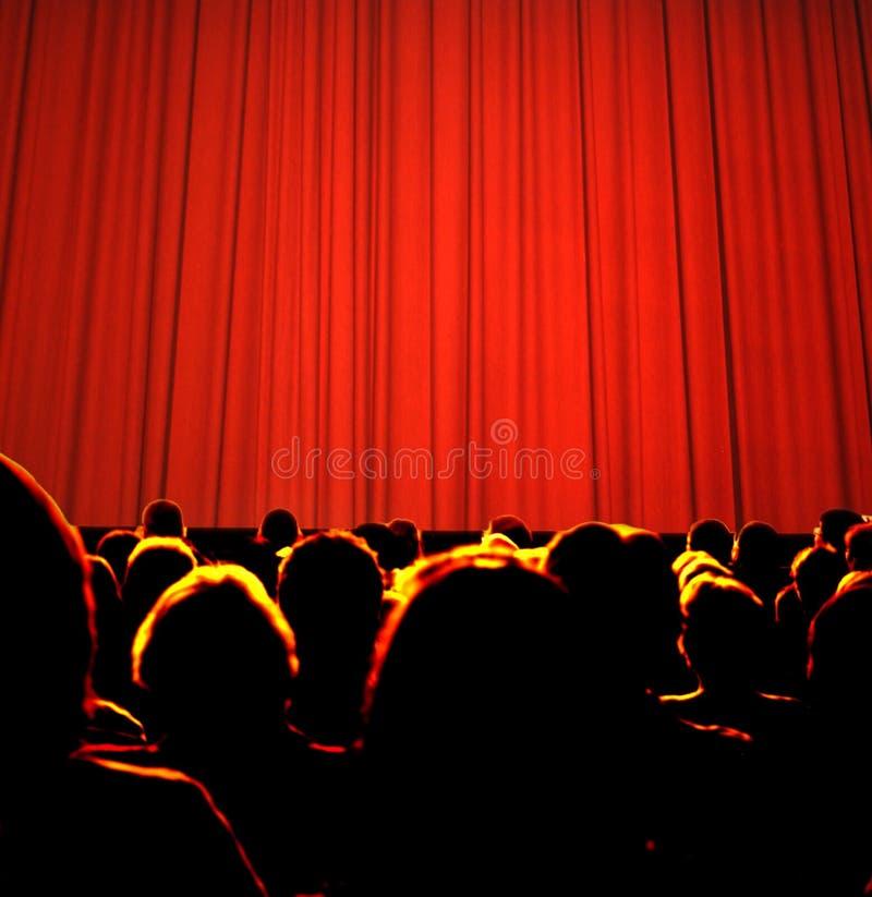 Audiencia Fotografía de archivo libre de regalías