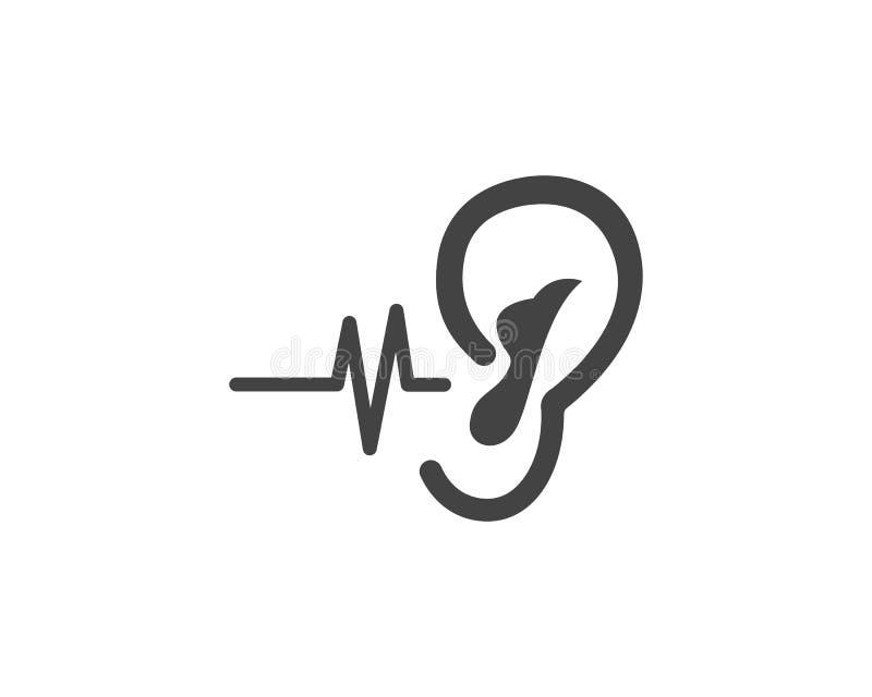 Audiencia Logo Template libre illustration