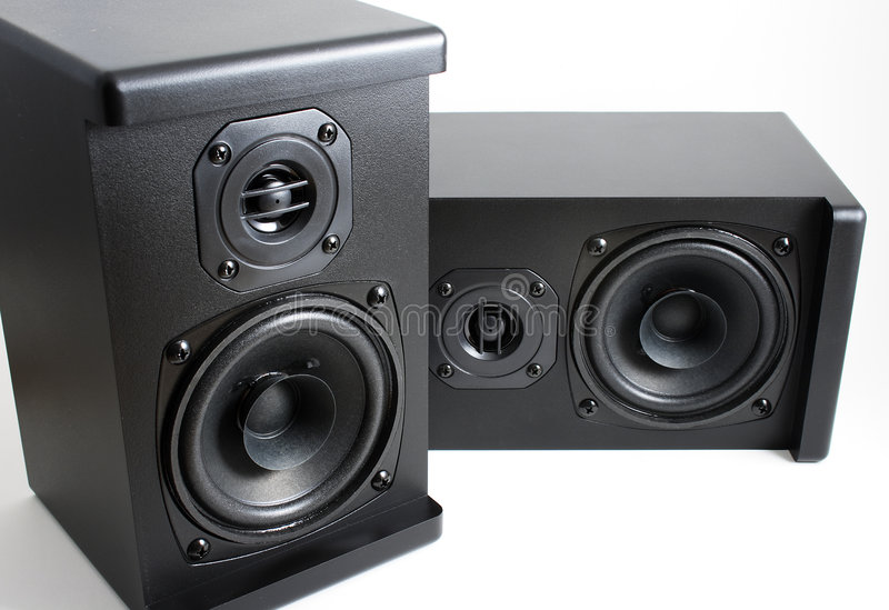 Audio 1 fotografia stock