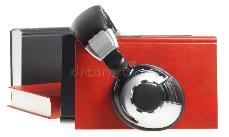 Download Audio Book Stock Photo - Image: 11066540