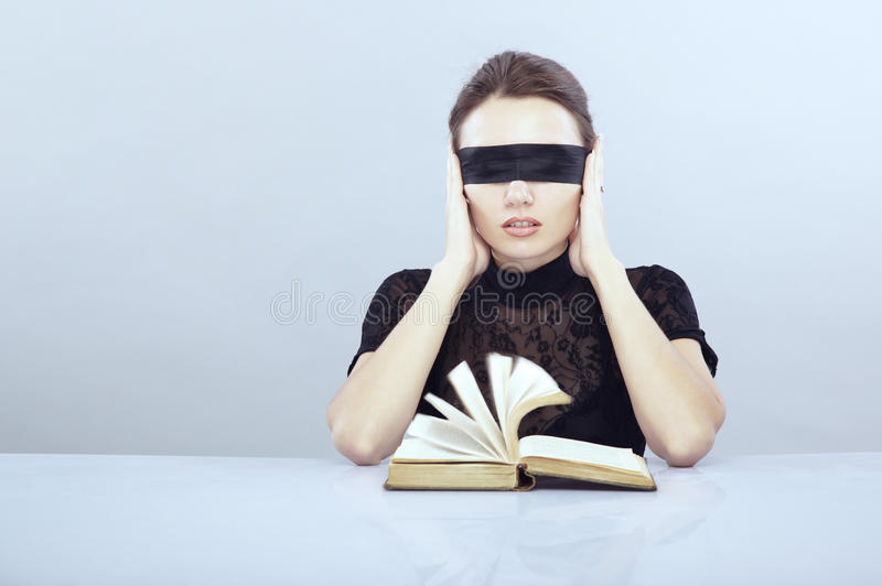 Download Audio book stock image. Image of clever, caucasian, perception - 11495139