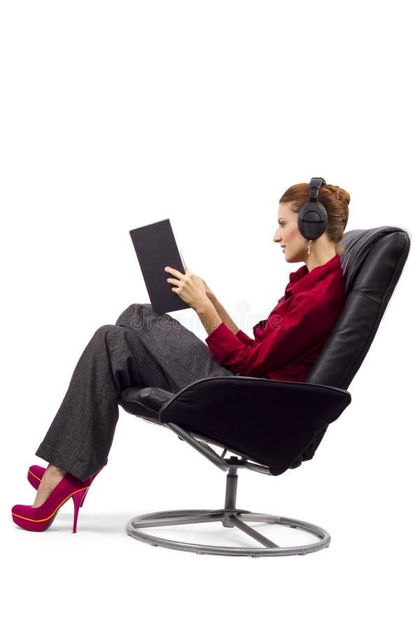 Download Audio Books stock photo. Image of lesson, literature - 32576564