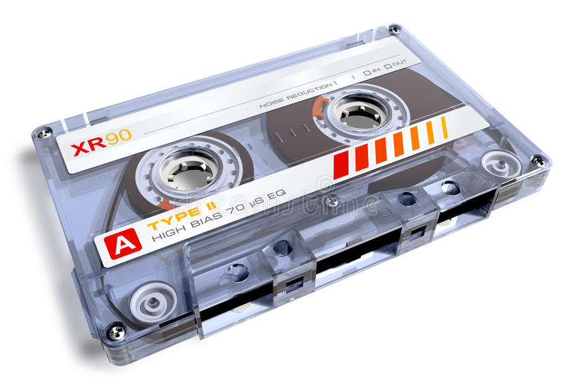 Download Audio Cassette Royalty Free Stock Photography - Image: 16076987