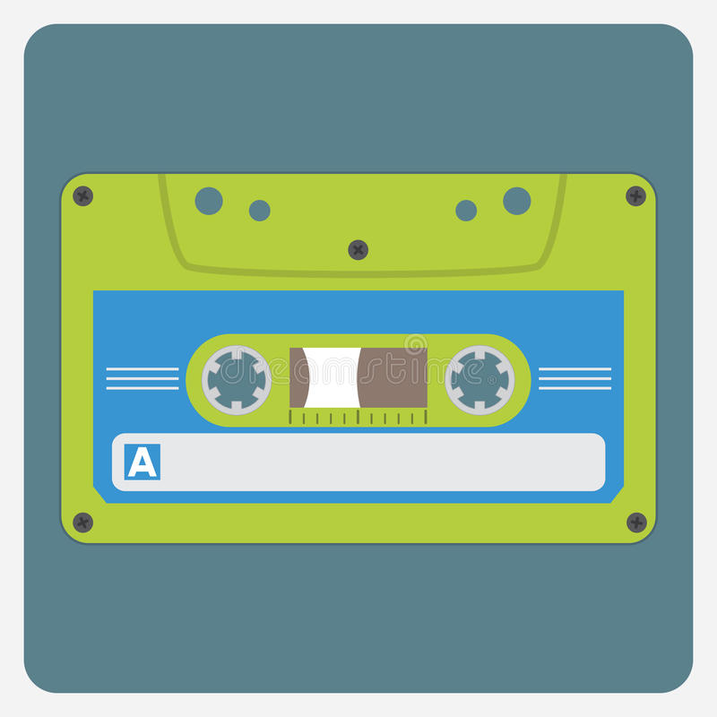 Audio Cassette Stock Photos