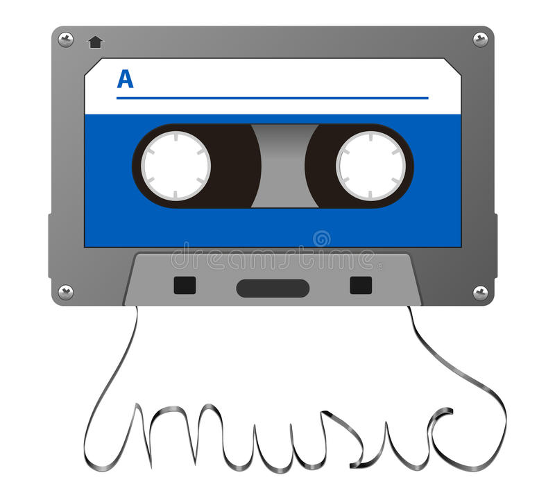 Download Audio Cassette Royalty Free Stock Image - Image: 23496726