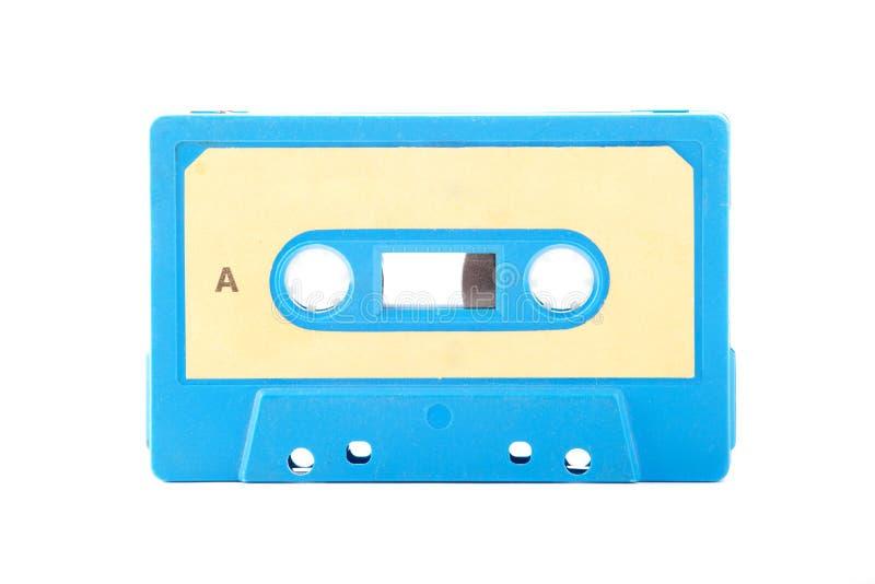 Audio Cassette Stock Photo