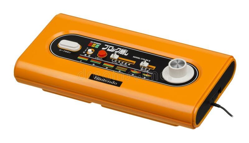 Audio, control, dispositivo foto de archivo