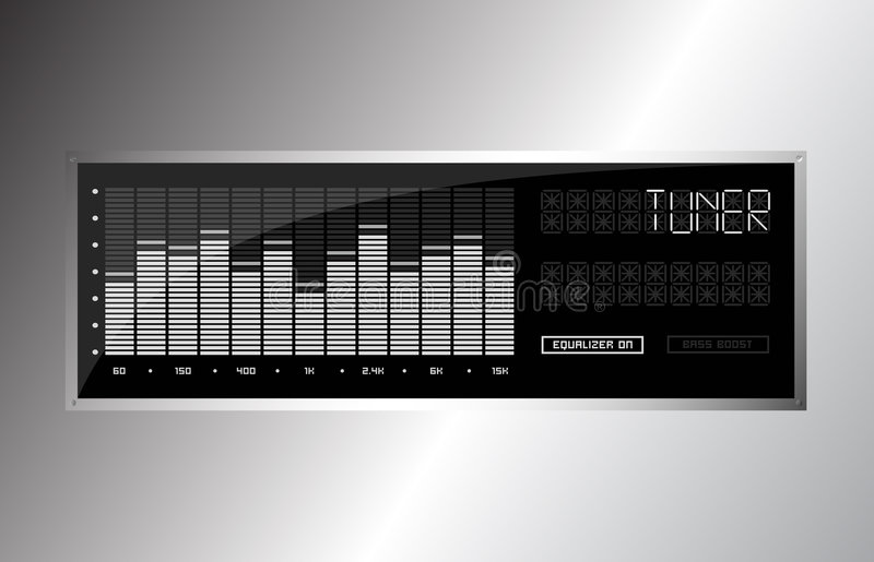 Download Audio Equalizer Royalty Free Stock Photography - Image: 7022497