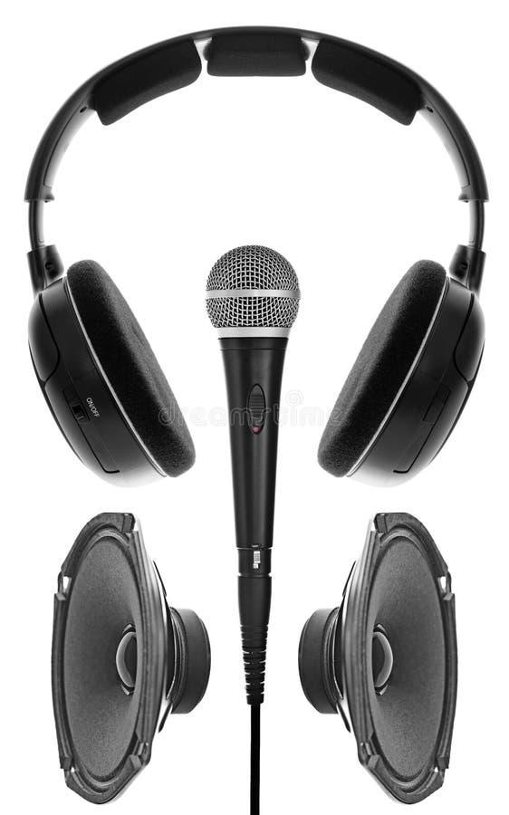 Audio Equipment royalty free stock image