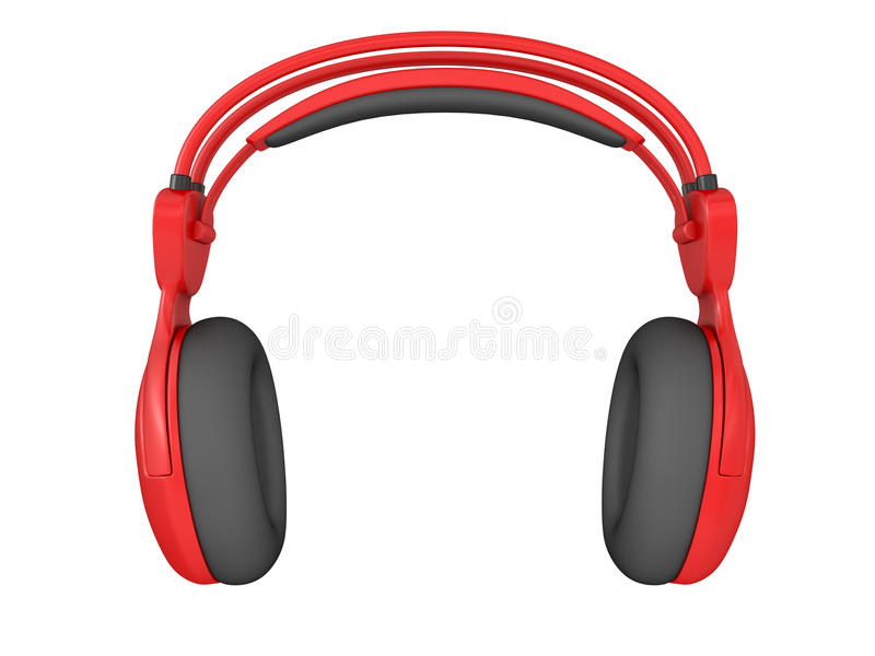 Download Audio headphones stock illustration. Illustration of design - 22072143