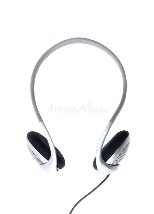 Audio hoofdtelefoons stock foto's
