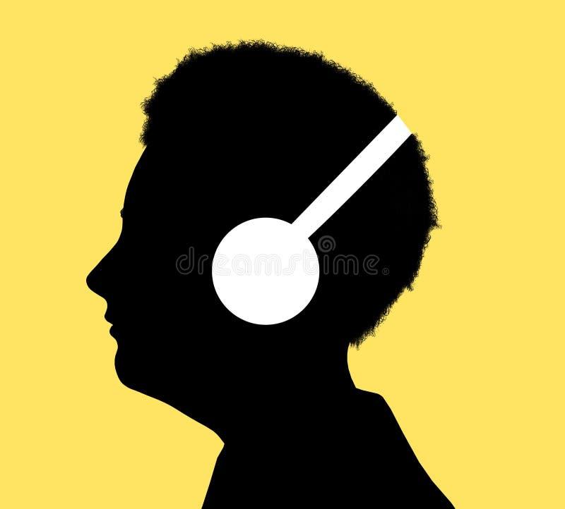 Audio Input royalty free stock photos