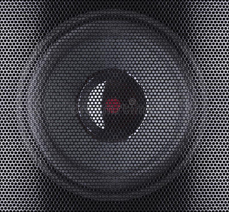 Audio mówca fotografia stock