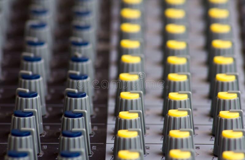 Download Audio Mixer Royalty Free Stock Image - Image: 33776126