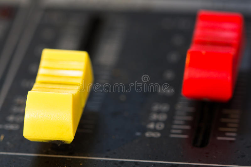 Download Audio Mixer Stock Photo - Image: 33940120