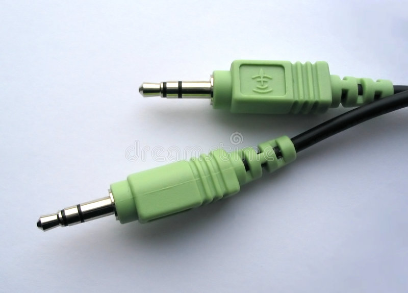 Download Audio Plugs Royalty Free Stock Images - Image: 199389