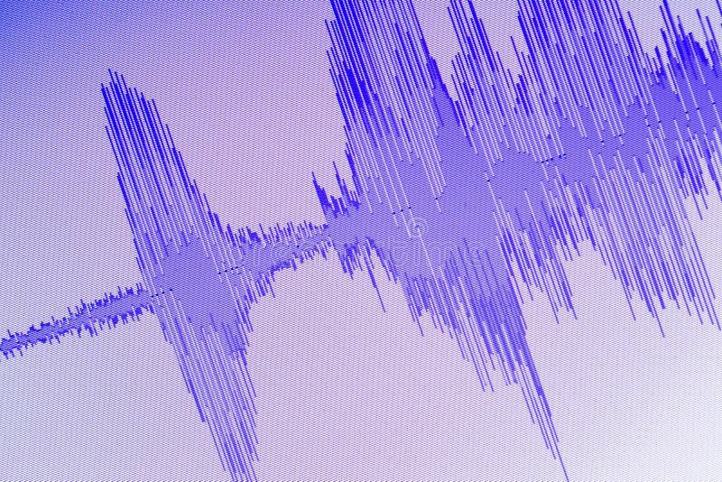 Download Audio Pubblicazione Dello Studio Dell'onda Sonora Immagine Stock - Immagine di background, visualizzazione: 117976585