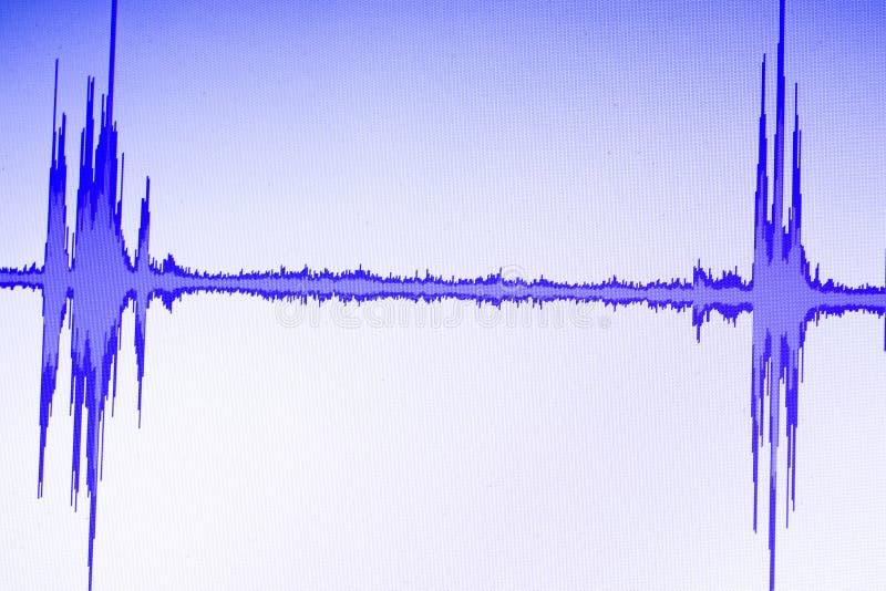 Download Audio Pubblicazione Dello Studio Dell'onda Sonora Fotografia Stock - Immagine di radio, visualizzazione: 117976586