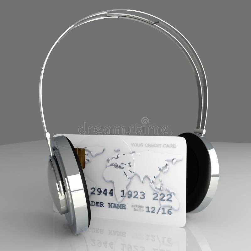 Audio Purchase Royalty Free Stock Image