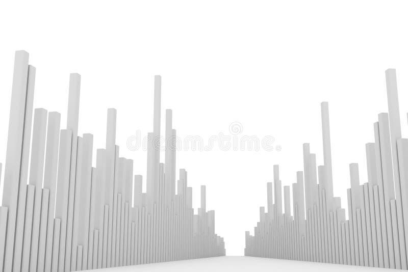 Audio samenvatting stock foto