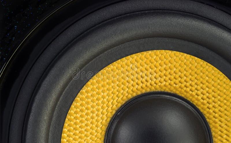 Download Audio Speaker Detail Background Stock Photo - Image: 32741278