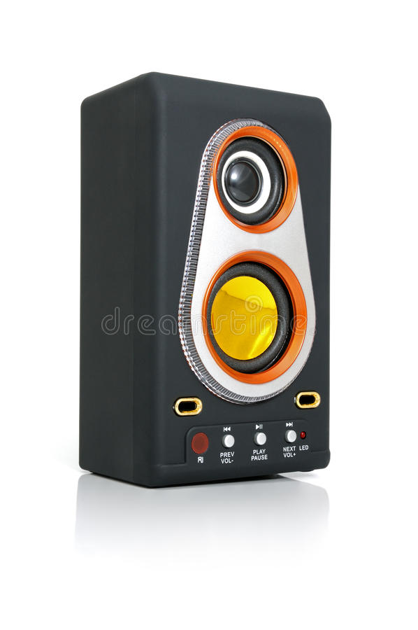 Audio Speaker and MP3-player