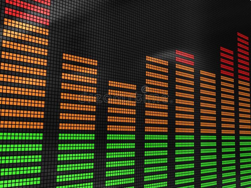 Download Audio Spectrum Stock Images - Image: 13531754