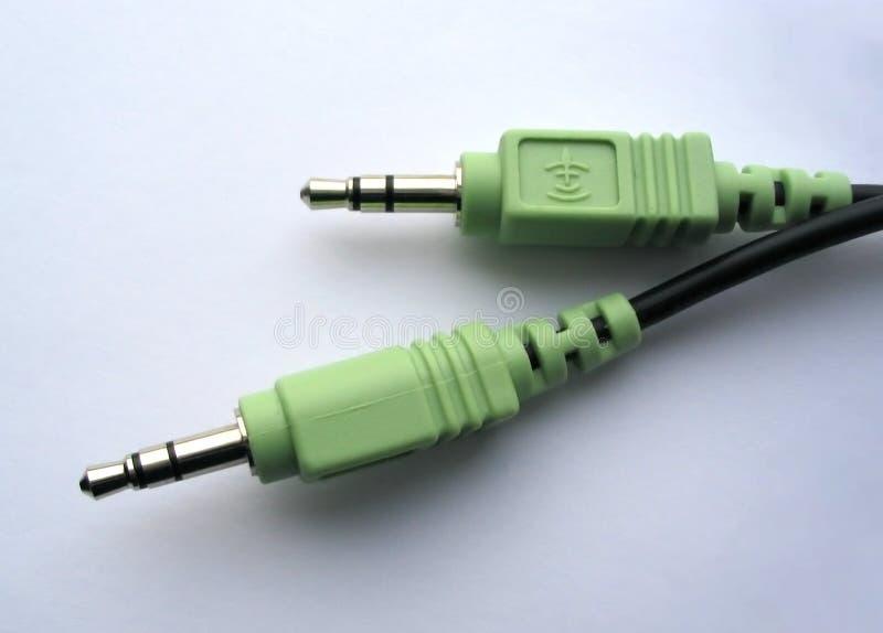 Audio spine immagini stock libere da diritti