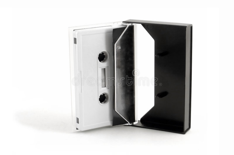 Audio tape (Music 03) royalty free stock photo