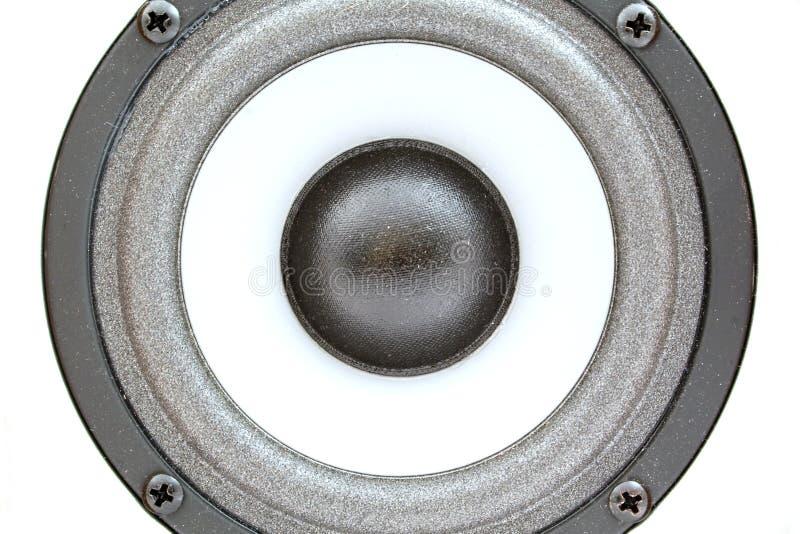 Audioakustik. Ein Abschluss oben. 1 stockbild