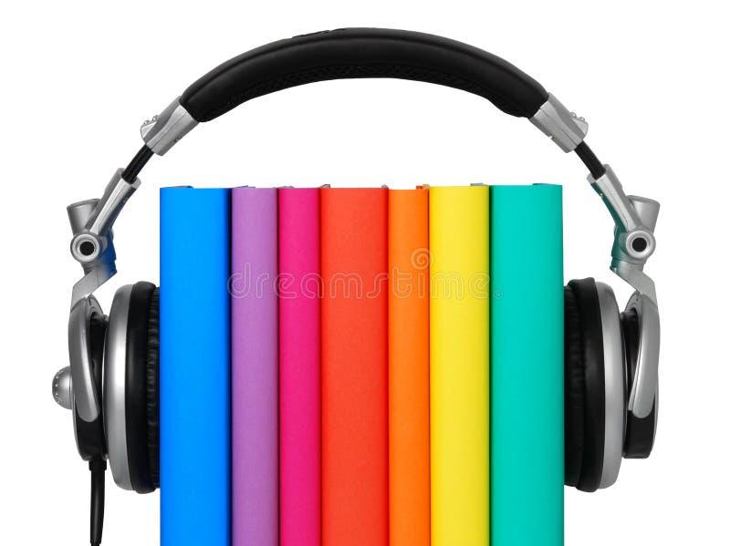 audiobook obraz stock