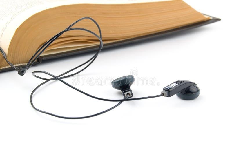 audiobook zdjęcia royalty free
