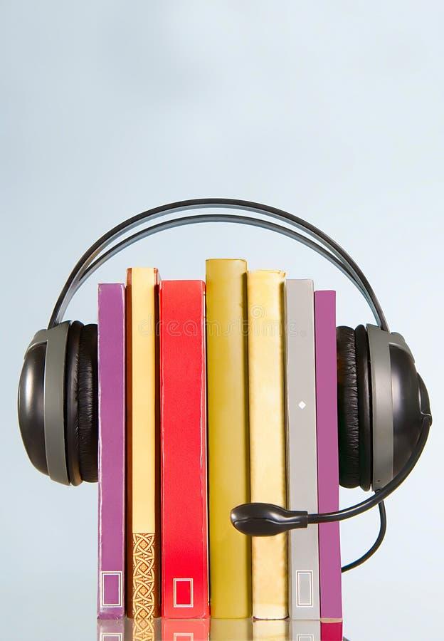 audiobook obrazy royalty free