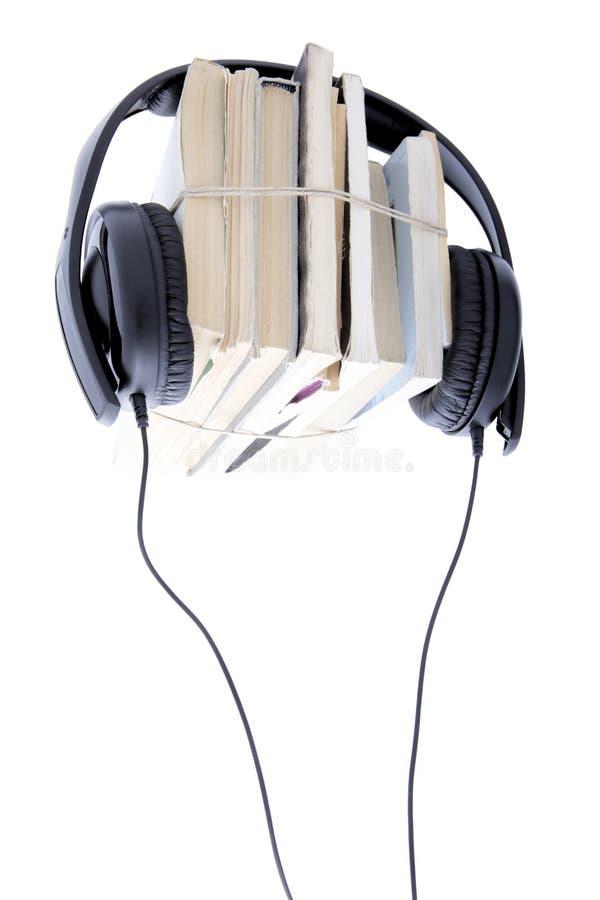 audiobook стоковое фото rf