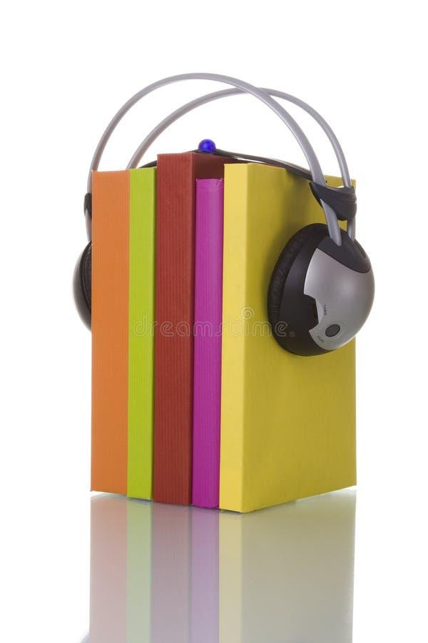 audiobooks zdjęcie stock
