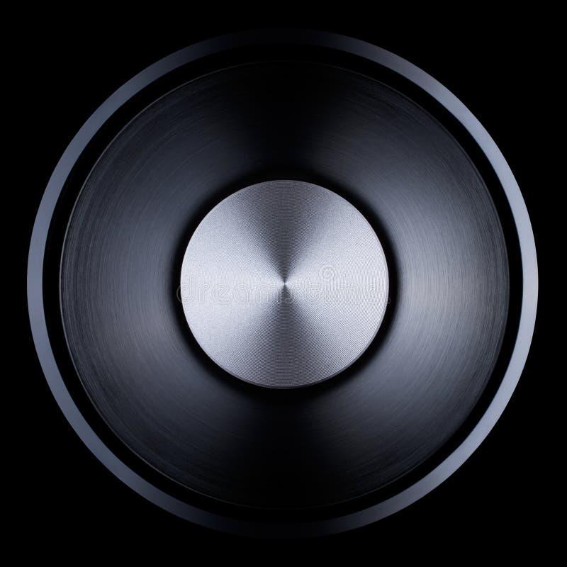 Audiolautsprecher lizenzfreies stockfoto