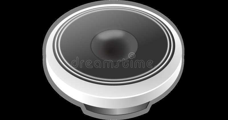 Audiomateriaal, Computerspreker, Audio, Technologie stock afbeeldingen