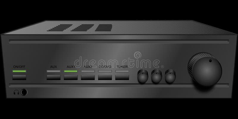 Audioontvanger, Technologie, Elektronisch Apparaat, Audiomateriaal stock foto's