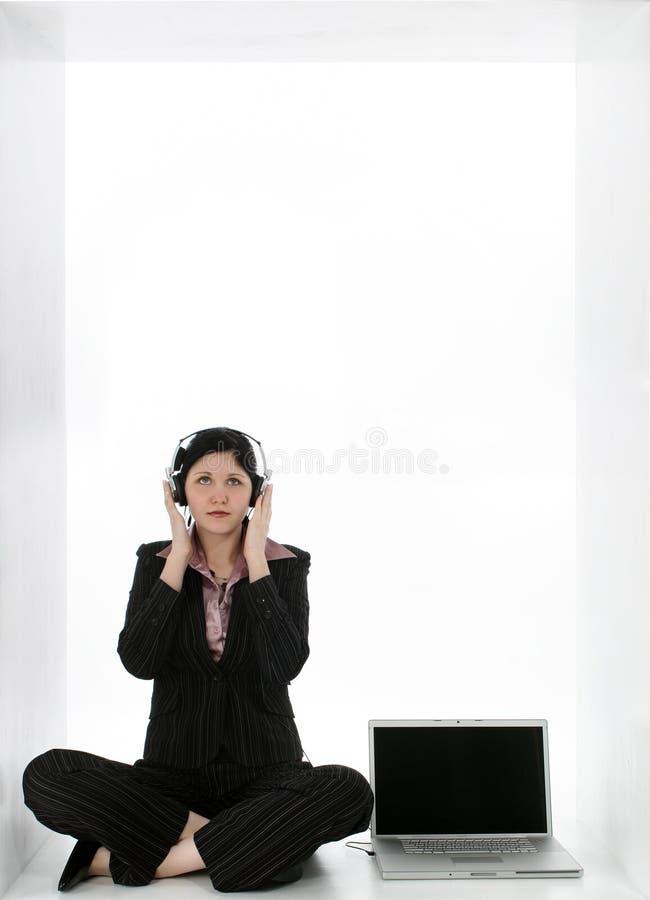 Audiovisual fotografia de stock