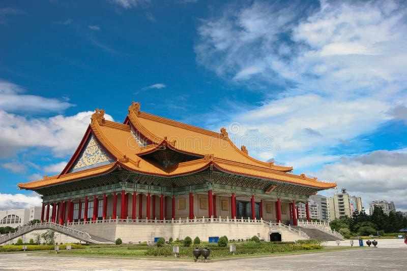 Auditório nacional de Formosa imagens de stock royalty free