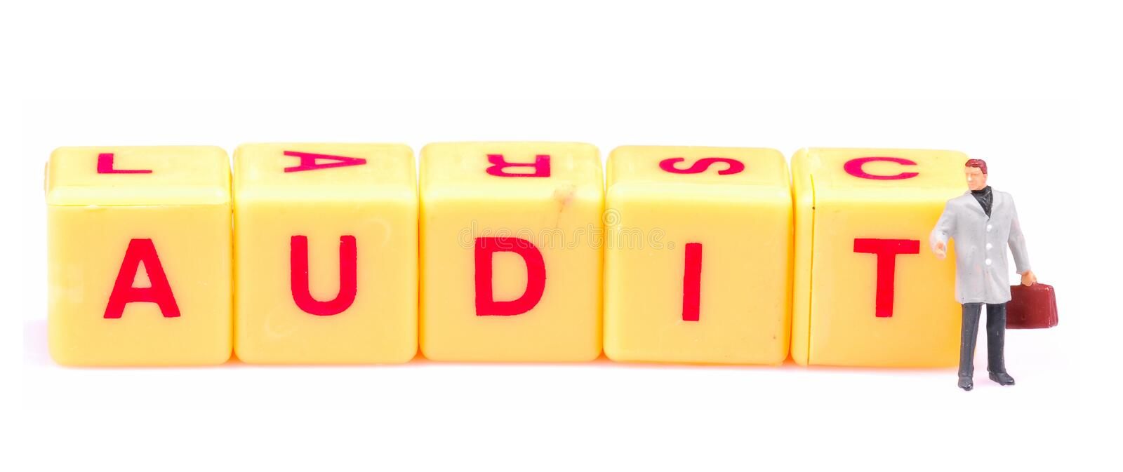 Audit royalty free stock image