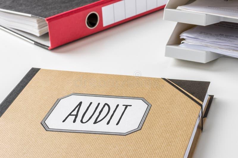 Audit royalty free stock image