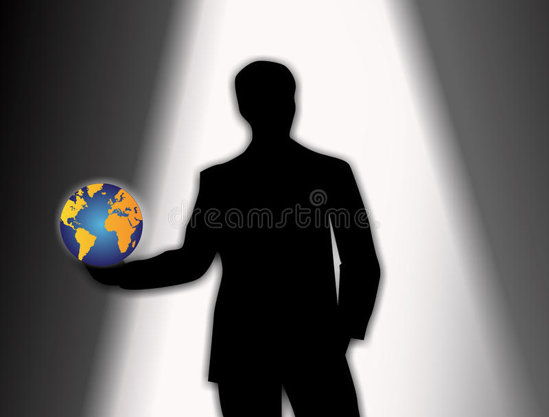 Download Audition For A New Role In The World Of Business Stock Illustration - Image: 15990724