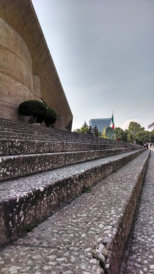 Auditorio Nacional México miasto obrazy royalty free