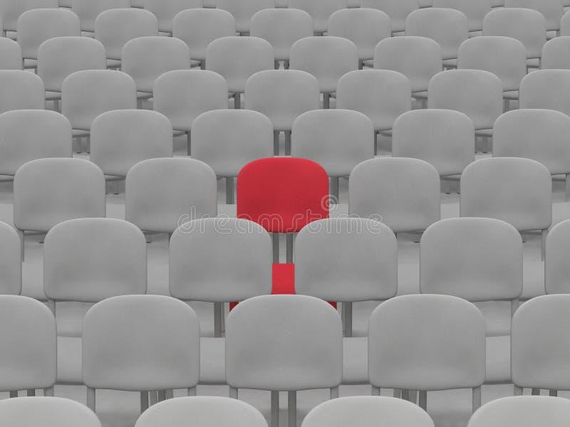 Auditorium Stock Image