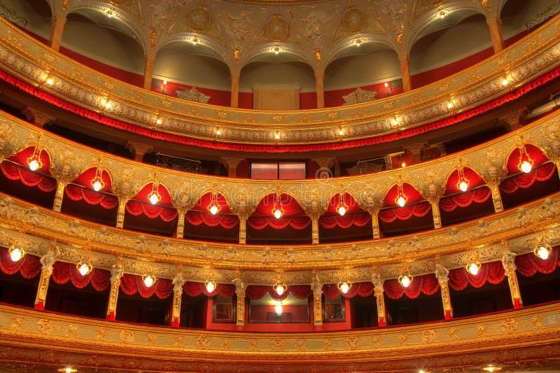 Download Auditorium stock photo. Image of opera, chair, nobody - 9717326