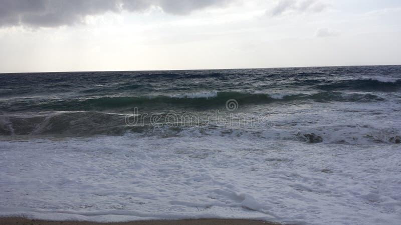 Auf dem Strand lizenzfreie stockfotos