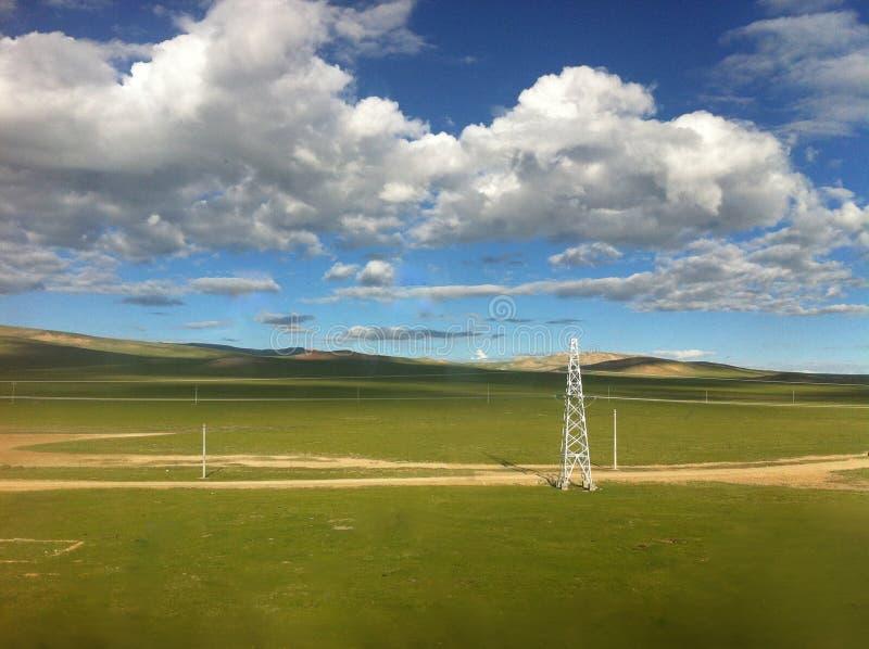 Auf dem Weg nach Tibet lizenzfreies stockfoto