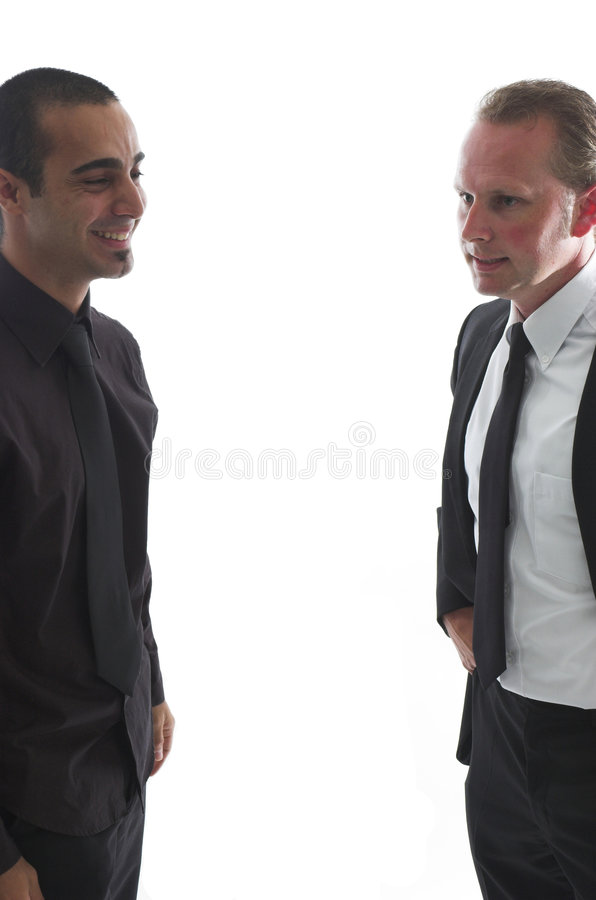 Auf lagerfoto der jungen Büroangestellter. lizenzfreies stockfoto