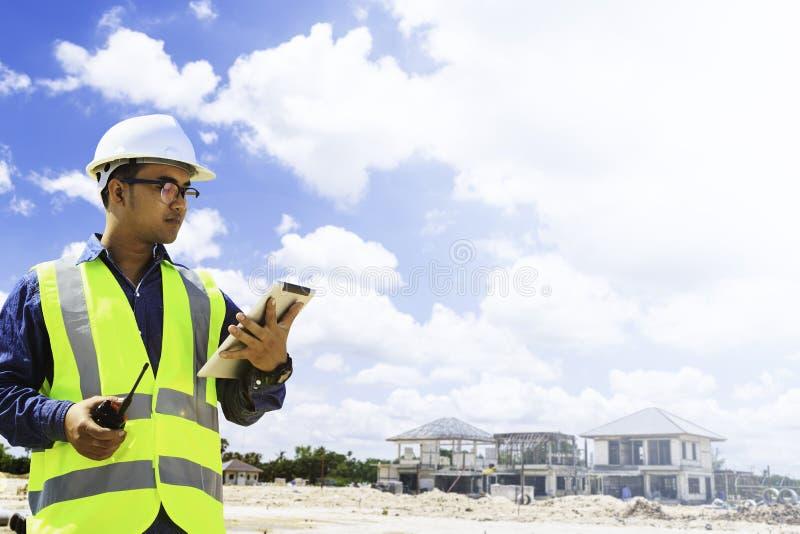 Aufbau des neuen Hauses lizenzfreies stockfoto